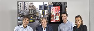 Clear Channel España refuerza su estructura comercial para continuar su crecimiento de negocio