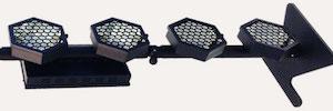 Stonex suma a su oferta la gama de iluminación escénica de Portman Custom Lights en España