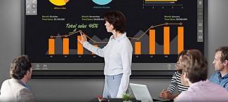 Samsung smart e-board