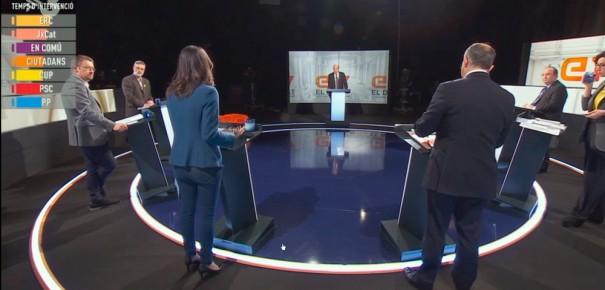 Sono TV3 debate cataluna