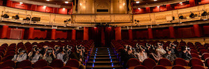 El Teatro Real celebra su bicentenario con la realidad virtual y transformación digital de Samsung