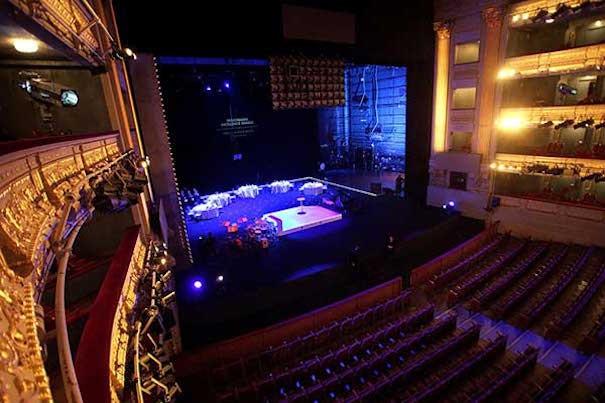 Teatro Real bicentenario