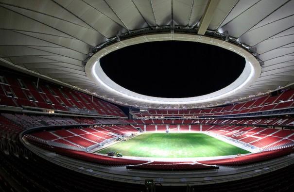 Wanda Metropolitan Atletico Madrid