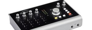 Audient se consolida en el mercado de los interfaces de audio con iD44