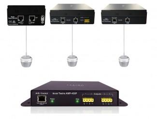 Biamp Tesira TCM-1EX TCM-1A TCM-1 AMP-450P