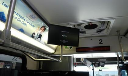 Brightaeropuerto McCarran autobuses