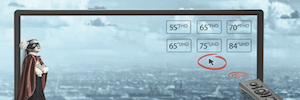 CTouch Laser Air+ 55 y 65: pantallas con 32 puntos de contacto para colaborar