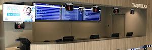 Cinesa reduce con tecnología el tiempo de espera de los clientes en taquilla y restauración