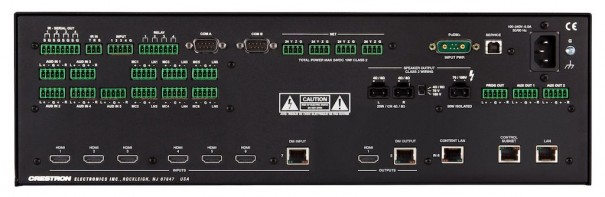 Crestron Incorporates Wireless Technology Airmedia To