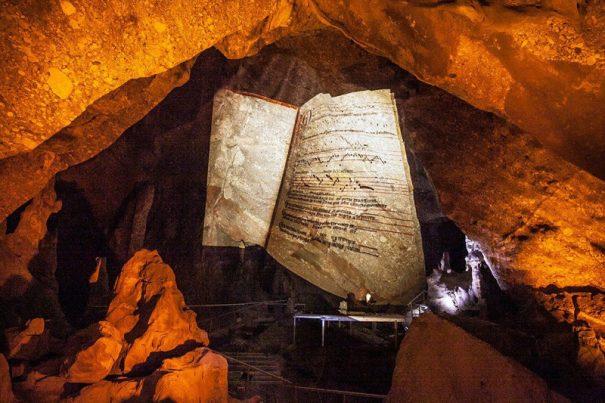 蒙特塞拉特山葵 produccions 洞穴
