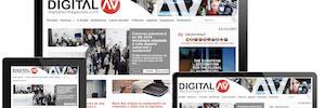 Los lectores de Digital AV accedieron en 2017 a 661.661 informaciones