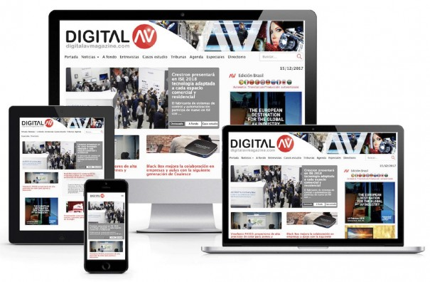 Digital AV Magazine