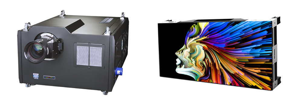 Digital Projection presentará en ISE un proyector láser 8K DLP y una pantalla Led 2D/3D