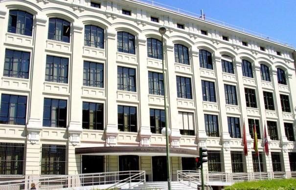 الشركة البلدية واﻹسكان مدريد