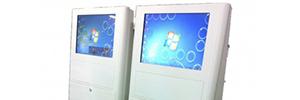 Internet Kioscos renueva su línea de terminales para ticketing con el IK900