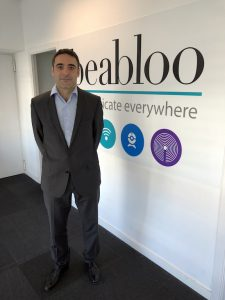 Jaume Portell CEO Beabloo
