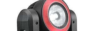 Martin Rush MH 10 Beam FX: cabeza móvil para aplicaciones creativas