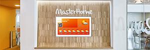 La residencia MasterHome optimiza la comunicación con los estudiantes con Masscomm