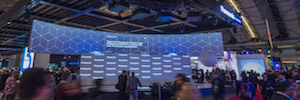 Panasonic will create a magical holographic environment in its traditional show at ISE