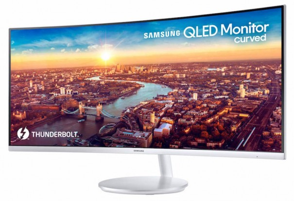 Samsung CJ791 QLED