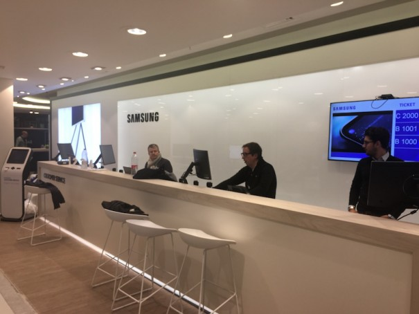 Samsung Store Callao Wavetec Cmatic