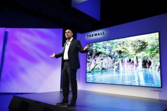 Samsung The Wall CES2018
