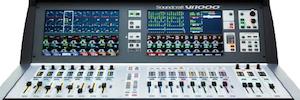 Soundcraft Vi1000: potencia y control de audio con 96 canales en tamaño compacto