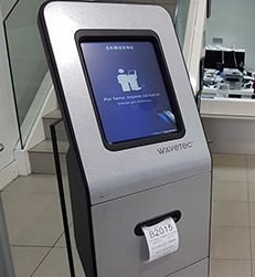 Wavetec kiosco cmatic