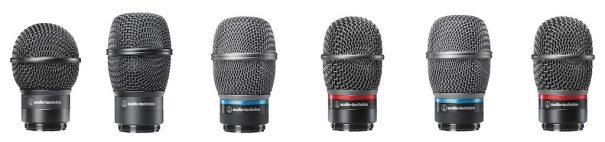 audio-technica Serie 5000 capsulas