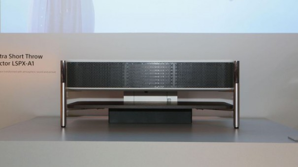 sony lspx-a1 4k ces2018