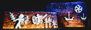 Tecnología y creación española en el nuevo espectáculo turístico de Bahréin