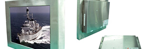 Alpha Display presenta una nueva familia de pantallas 'impermeables' para POS/POI