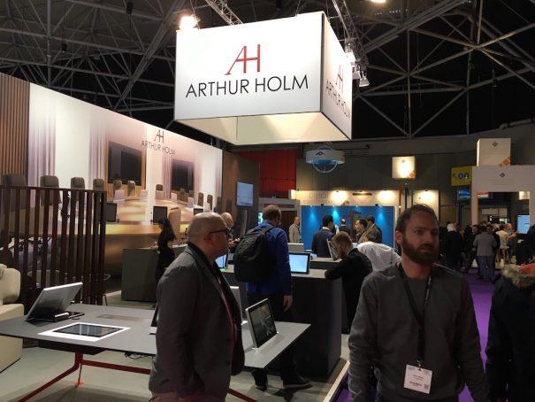 Arthur Holm ise2018