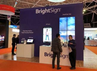 Brightsign ise2018