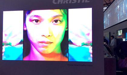 Christie ISE 2018