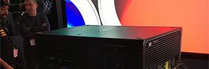 Christie Boxer incorpora interfaz directa de contenido SDVoE sobre Ethernet 10G