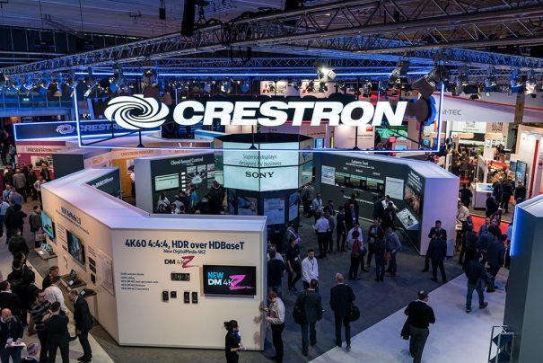 Crestron ISE 2018