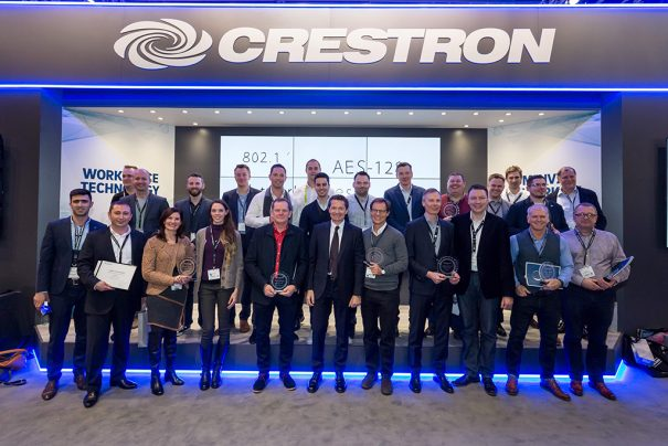 Crestron Integration Awards 2018