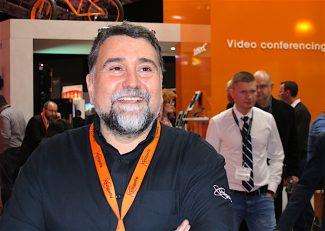 David Peñalver, Vogel's en ISE 2018