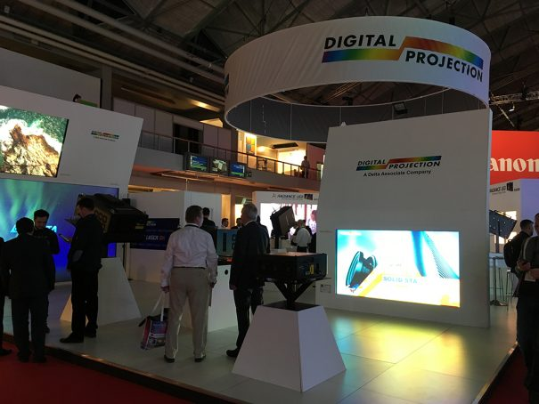 Digital Projection ISE 2018