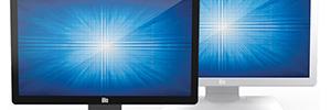 Elo Touch actualiza su línea de monitores táctiles 02 y 03-Series para retail y entorno sanitario