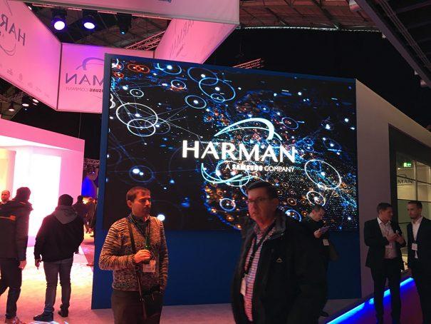 Harman ISE 2018