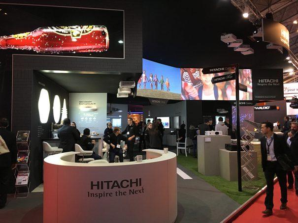 Hitachi ISE 2018