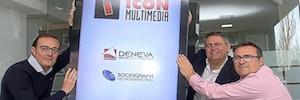 Icon Multimedia celebrará su 25º aniversario con la innovación como eje central