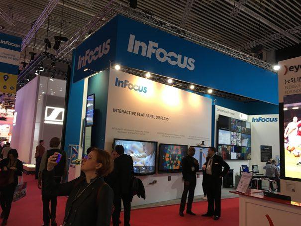 InFocus ISE 2018