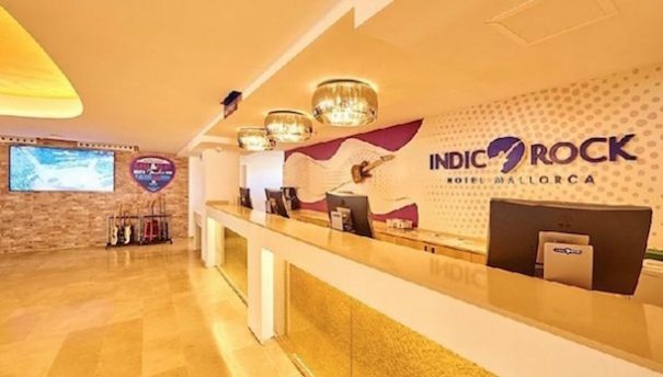 Indian Rock caverin econocom