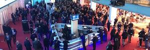 ISE confirma su posición de referencia como el destino europeo para la industria AV global