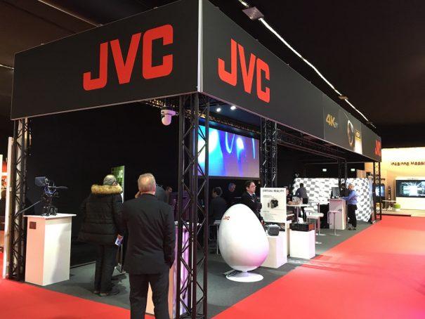JVC ise2018