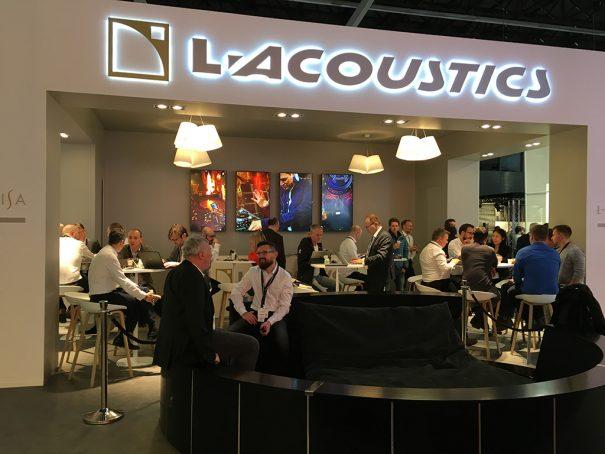 L Acoustics ISE 2018