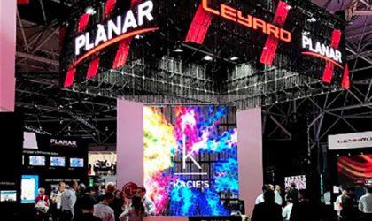 Leyard-Planar ISE 2018
